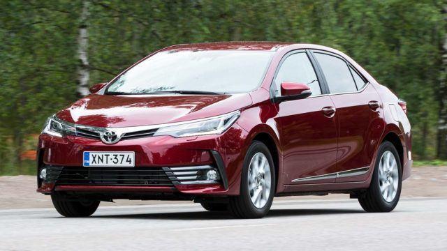 Koeajo: vaatimaton viidenkympin villitys – Toyota Corolla