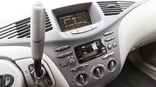 Toyota Prius 1997