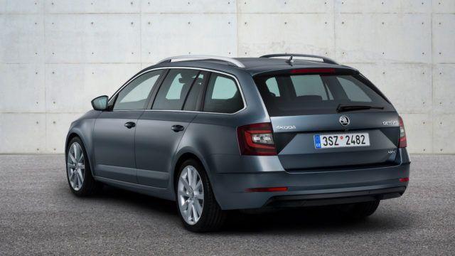 Škoda Octavia facelift