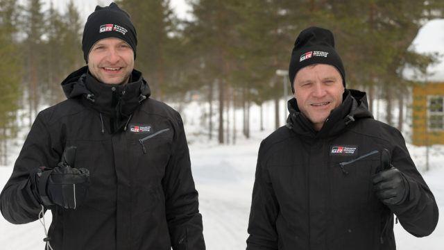 Juho Hänninen Toyota Gazoo Racing Yaris WRC