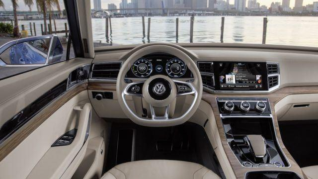 Volkswagen Atlas CrossBlue