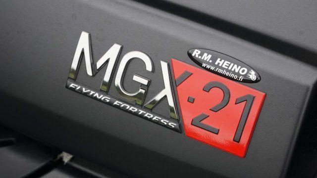 Moto Guzzi MGX21 Flying Fortress