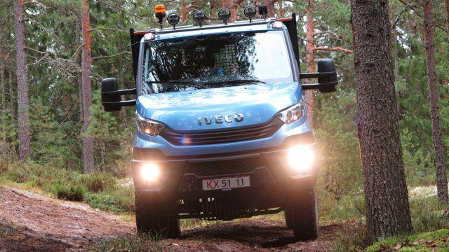 Iveco Daily 55S18W 4x4