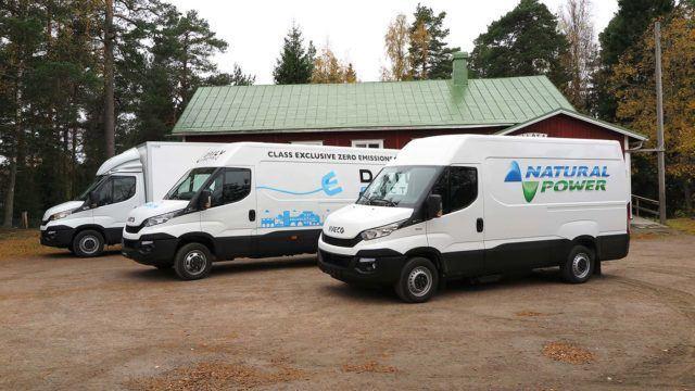 Koeajo: puhtaasti päivittäin – Iveco Daily Electric ja CNG