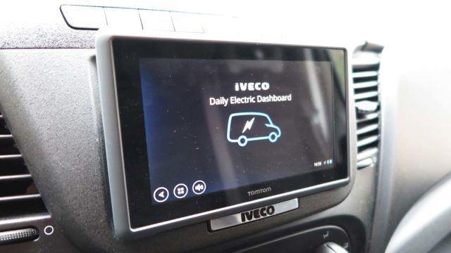 Iveco Daily sähkö ja maakaasu