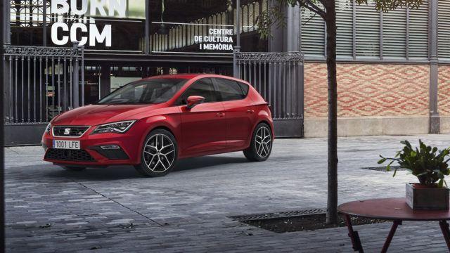 Seat Leon facelift