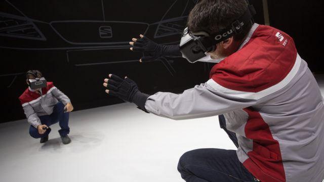 Seat virtuaalitodellisuus