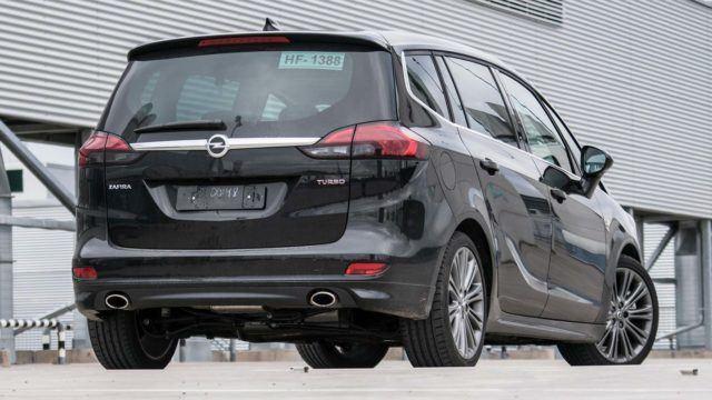 Opel Zafira Innovation