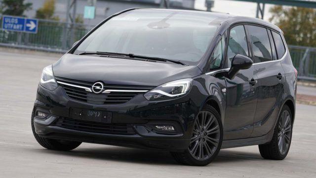 Koeajo: leppoisan kuljettajan Opel Zafira Innovation 1.6