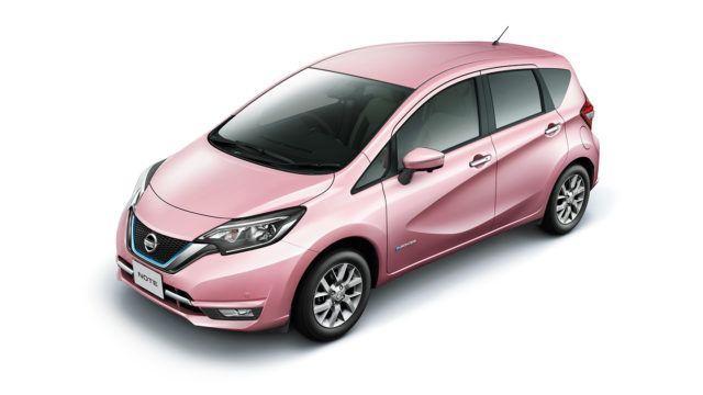 Nissan harkitsee ePoweria Eurooppaan