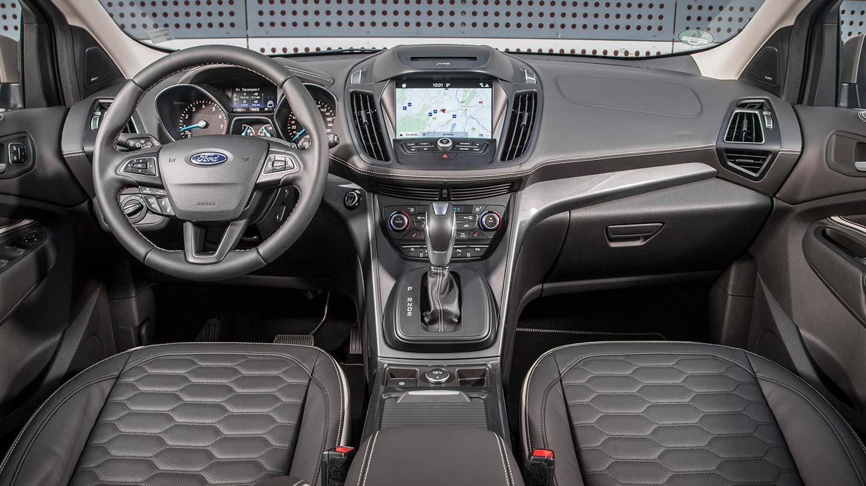 Ford Kuga Vignale >> Koeajo Luksusta Arkeen Ford Kuga