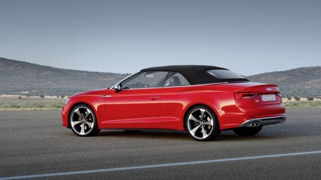 Audi A5 Cabriolet S5