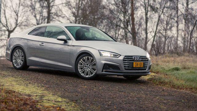 Maistiainen: yhä kaunis Audi A5