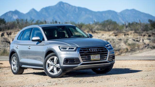 Maistiainen: Audi Q5 – kaikki uutta pinnan alla
