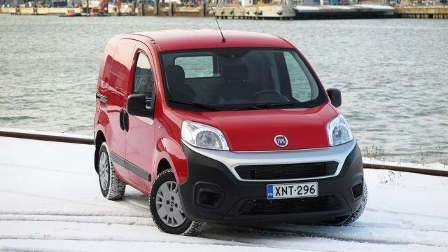 Koeajo: halvin dieselpakettiauto – Fiat Fiorino Cargo
