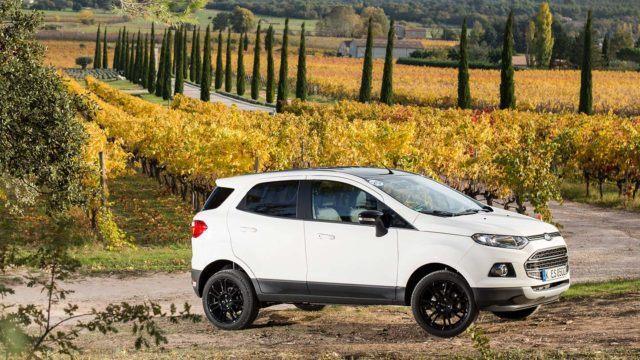 Koeajo: pirteä tapaus – Ford Ecosport