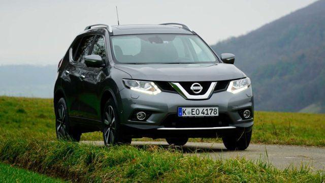 Koeajo: uuden dieselmoottorin voimin – Nissan X-Trail 2.0