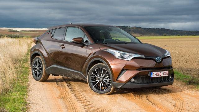 Maistiainen: Toyota C-HR – hyvästit tylsyydelle?