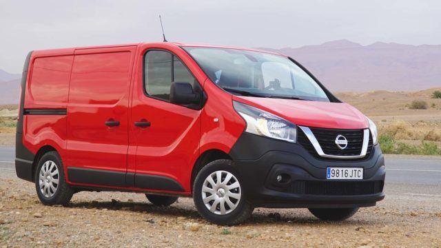 Koeajo: kuin henkilöautolla ajaisi – uusi Nissan NV300 -pakettiauto