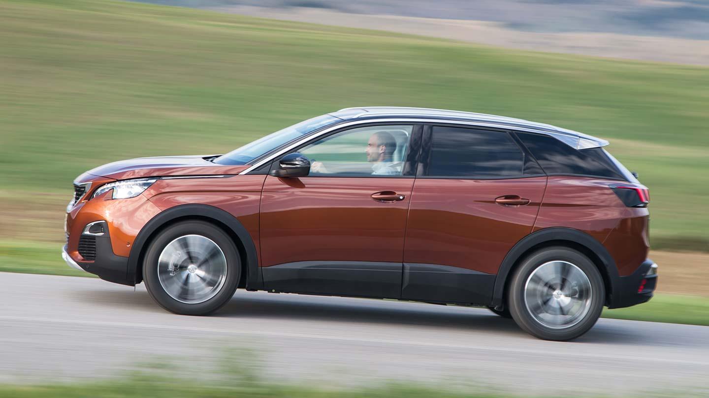 Peugeot Suv 3008 >> Koeajo Peugeot 3008 Unohda Kaikki Mita Muistat Edeltajasta