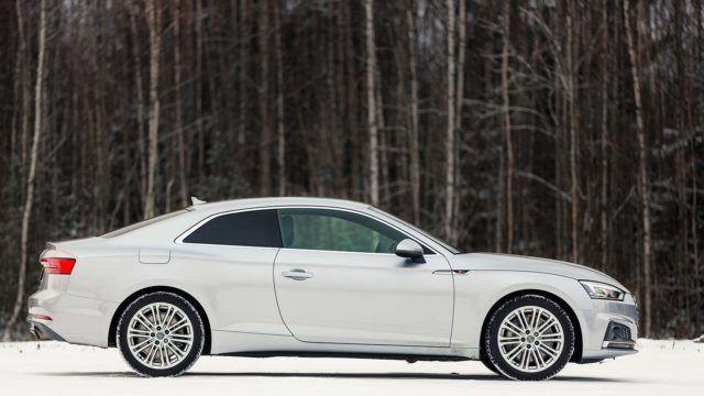 Koeajo: Audi A5 Coupé 2.0 TFSI quattro on vaikea jatko-osa