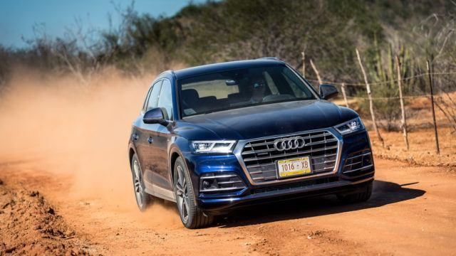 Koeajo: Audi Q5 – tunnistatko uudeksi?
