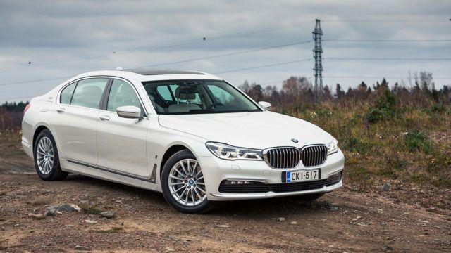 Koeajo: BMW 740Le xDrive iPerformance – luksuslatausta