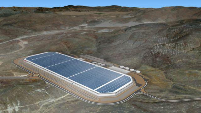 Tesla Vaasa Gigafactory