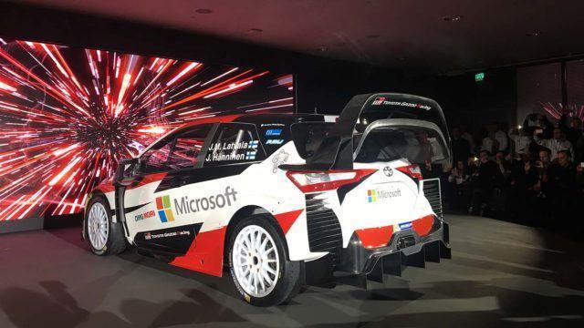 Rallikansan rakentama: Toyota Yaris WRC luottaa suomalaisosaamiseen