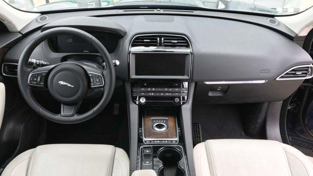 Jaguar F-Pace 20d