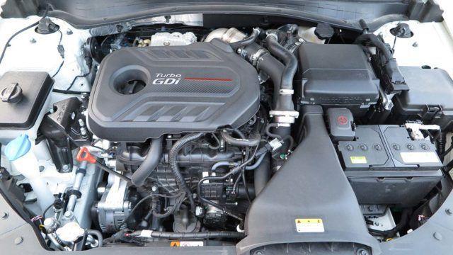 Kia Optima GT