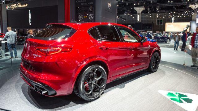 Alfa Romeo Stelvio Quardifoglio