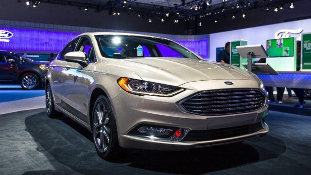 Ford Mondeo näyttänee kohta tältä, mikäli Ford Fusionin kasvojenkohotus saadaan Eurooppaan asti.
