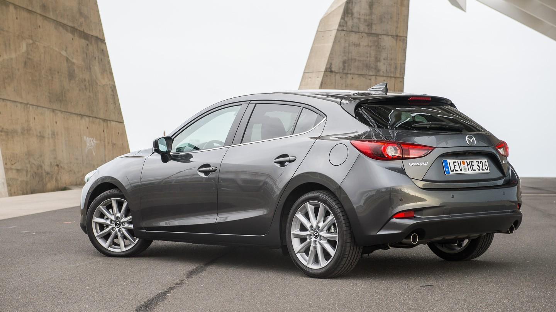 Mazda 3 Koeajo