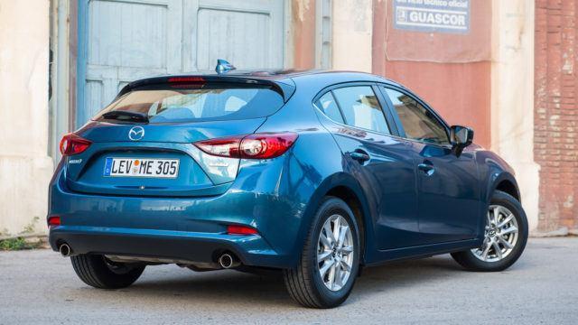 Mazda 3 2.0 Skyactiv-G Premium
