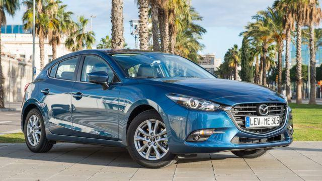 Koeajo: Mazda 3 2.0 Skyactiv-G Premium – tasapainoisesti hyvä