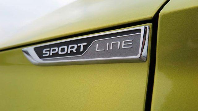 Škoda Superb Sportline