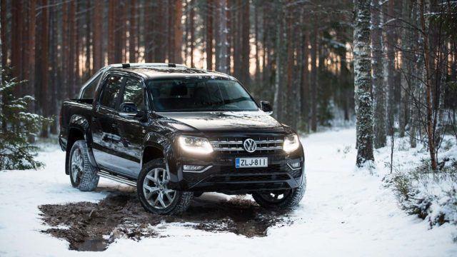 Koeajo: Volkswagen Amarok liikkuu nyt V6:n voimalla