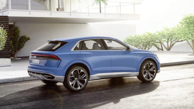 Audi Q8