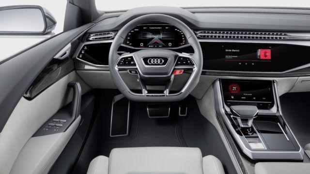 Audi Q8 konsepti