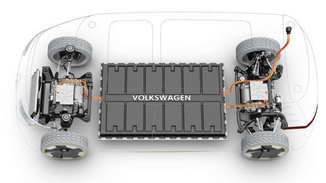 Volkswagenia odottaa sähkövallankumous 2020
