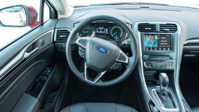 Ford Mondeo ST-Line Wagon