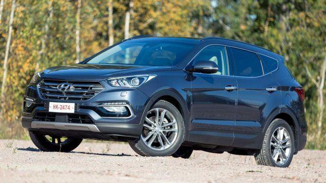 Koeajo: Hyundai Santa Fe on kaikkein kallein korealainen