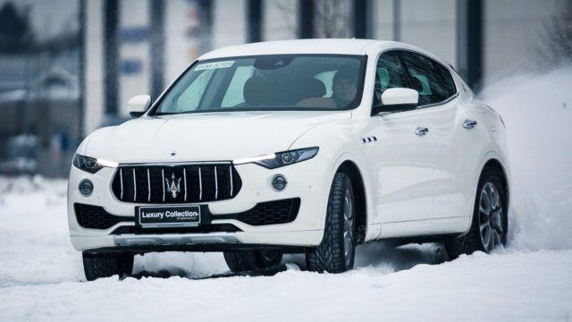 Koeajo: Maserati Levante 3.0 V6 Diesel on Italian ensimmäinen luksusmaasturi