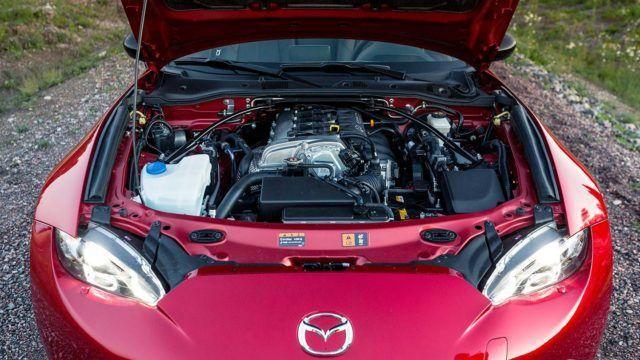 Mazda tuo puristussytytyksen bensiinimoottoreihin