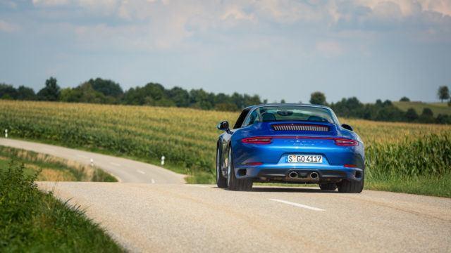911 Targa 4S >> Koeajo Porsche 911 Targa 4s Ja Maailman Monimutkaisin Katto
