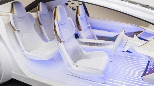 Toyota autonomia