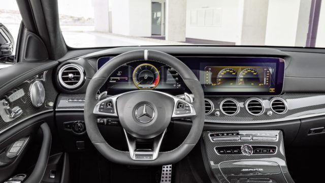 Mercedes-AMG E 63 S nyt räyhäfarkkuna