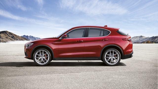 Alfa Romeolle kaksi uutta katumaasturia