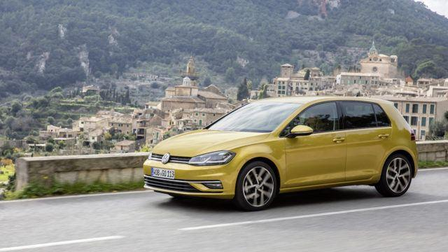 VW Golfin hinnat